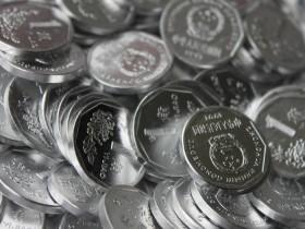 第四套人民币硬币辅币